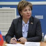 """Надежда Дорофеева: """"Высокая поддежка избирателей показала, что страна дорожит своим Президентом"""""""