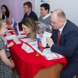 Дошкольники в Зональном проголосовали за своего «Главу»