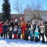 Для юных шиловцев организовали веселый праздник