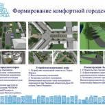 В Ряжске победителем рейтингового голосования стал парк на улице Красной Армии