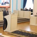 Георгий Свид отметил важность внедрения в регионе программы точного земледелия