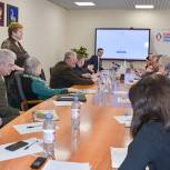 Сторонники «Единой России» рассказали одинцовским общественникам о работе портала «Госуслуги»