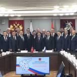 Дзюба: Необходимо проработать законодательную основу для реализации послания Путина