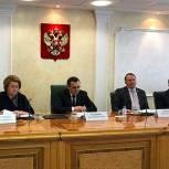 Игорь Морозов принял участие в дискуссии на тему развития сельских школ