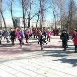 В Скопине в рамках фестиваля «Выходи гулять!» организовали праздник