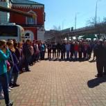 Более 300 школьников посетили Одинцовский краеведческий музей в рамках эстафеты «Салют Победе»