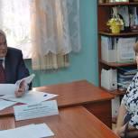 Руководитель региональной приемной «Единой России» поможет пройти обследование в клинике глазных болезней