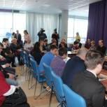 Усинцы предложили ввести индекс участия активистов в партийной жизни