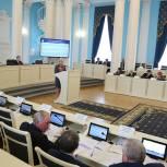 Депутаты облдумы задали вопросы главе регионального Роспотребнадзора