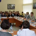 Ольга Баталина обсудила с воспитателями детсадов вопросы сокращения бумажной отчетности