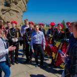 Челябинские школьники познакомились с историей города-героя