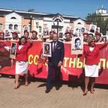 Марина Шевченко: Святой долг каждого из нас – сохранить память о том героическом времени