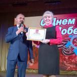 Владимир Шапкин поздравил ветеранов, проживающих в Балашихе, с Днём Победы