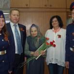 Пензенский район: поздравление ветеранов