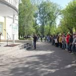 Городской округ Шаховская присоединился к всероссийской памятной акции «Лес Победы»