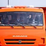 Путин открыл автомобильную часть моста через Керченский пролив