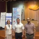 Жителям Аткарска рассказали, как обеспечить безопасность детей в интернете