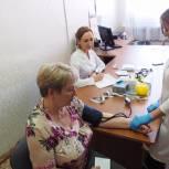 В Пермском крае партпроект «Старшее поколение» провел профилактический семинар для пожилых людей
