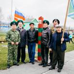 Дмитрий Никулин посетил Тегульдетский район