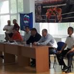 В рамках партийного проекта «Детский спорт» в Дубне прошёл турнир по боксу