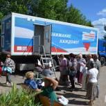 Сергей Шелудяков: «В этом году автопоезд здоровья приедет во все районы Смоленщины»