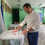 Александр Щеглов: Предварительное голосование делает кадровый состав нашей партии сильнее и профессиональнее