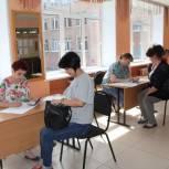 Жители Октябрьского района Рязани активно участвуют в предварительном голосовании
