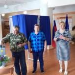 В Старожиловском районе голосование проводится в одном поселении