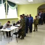 В Первомайском и Любимском районах на предварительном голосовании наблюдается ажиотаж