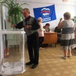 В Сасовском районе работали 6 участков счетных комиссий