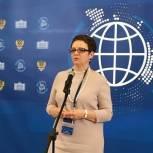 Ольга Савастьянова отметила незаменимый вклад международного парламентаризма