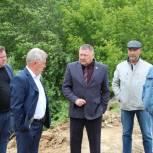Александр Романов обсудил с партийцами Базарно-Карабулакского района подготовку к организации детского отдыха