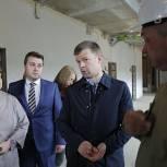 Сергей Юров: Школа в микрорайоне 1 Мая откроется 1 сентября