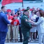 Алтайский край – центр развития юнармейского движения