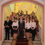 Аркадий Фомин вручил паспорта юным рязанцам