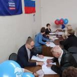 Предварительное голосование проходит в городском округе Черноголовка