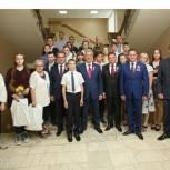 В день национального праздника юным пензенцам вручили паспорта граждан России
