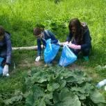 В ЦПКиО прошла экологическая акция «Чистые парки Рязани»