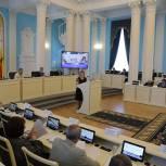Региональный парламент утвердилотчет об исполнении бюджета за 2017 год