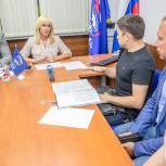 Депутат Госдумы РФ Оксана Пушкина провела личный прием граждан в Одинцово