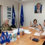 Ирина Роднина: Для оперативного решения вопросов подключаю местных специалистов