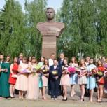 Елена Серова поздравила медалистов Зарайска