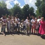 День семьи, любви и верности: в Саратове и области прошли праздничные мероприятия