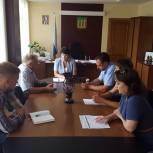 Ленинский район: в центре внимания – подготовка к отопительному сезону