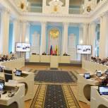 В Рязанской областной Думе подвели итоги весенней сессии