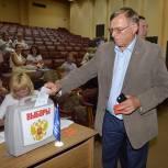 Игорь Дорошкевич будет участвовать в сентябрьских выборах главы сельского поселения Фединское