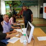 В Биробиджане прошло предварительное голосование на довыборы в областной парламент