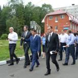 Партийцы Серпухова выступают за совместное решение проблем