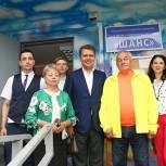 Никита Чаплин осмотрел ремонт центра молодежных инициатив в Лобне