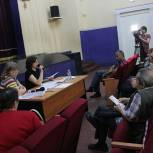 В городском округе Орехово-Зуево проведён круглый стол в рамках партийного проекта